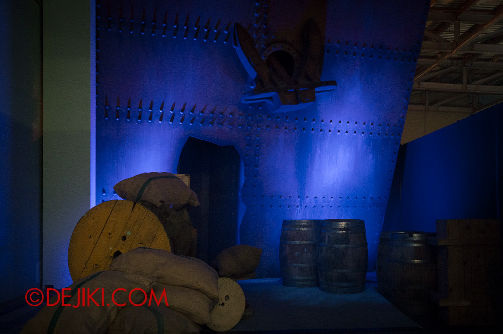 HHN3 Preview Photos - Adrift