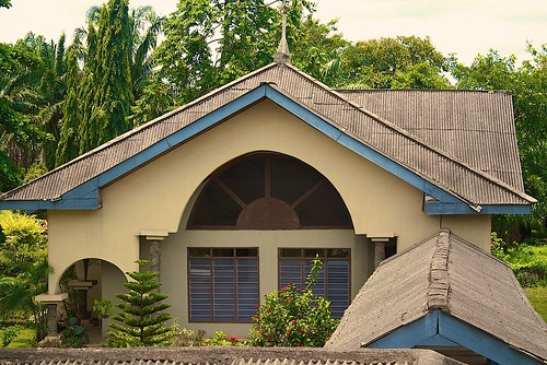 The Chapel at the Sisters of St Louis Novitiate in Akure
