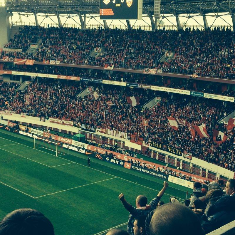 Spartak Moskou vs. CSKA Moskou