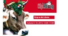 Alpabzug 2013 - vyhlášení soutěže