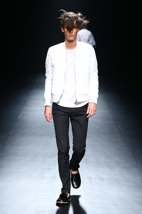 SS14 tokyo CHRISTIAN DADA024_Dzhovani Gospodinov(Fashion Press)