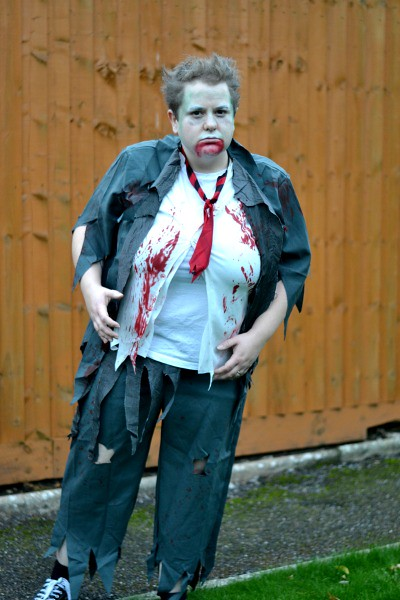 zombie_halloween_fancy Dress