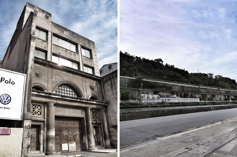 fábrica artiach_zorrozaurre_reharq_ patrimonio industrial_fachada clásica_zaha hadid