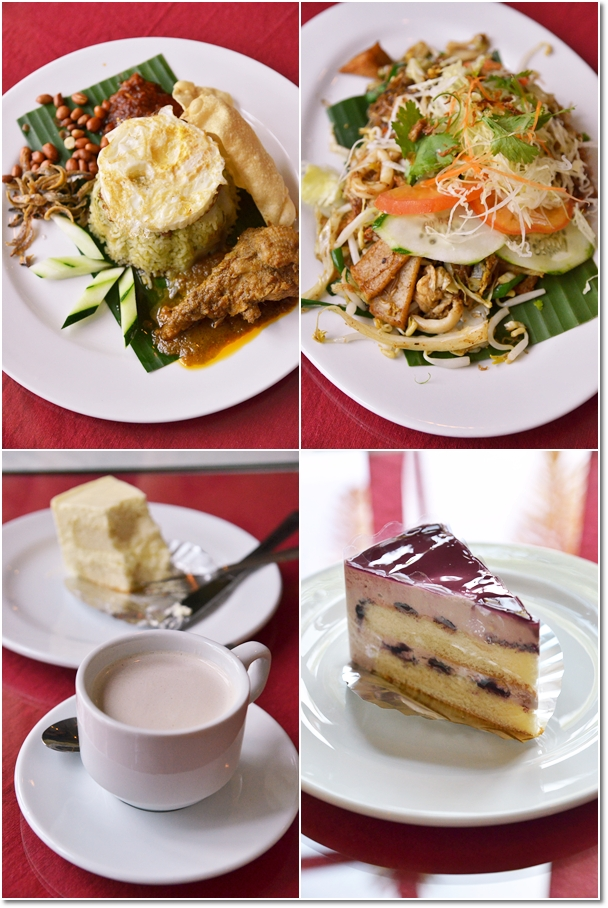 Delicious Asian Fares & Cakes @ Ray of Hope