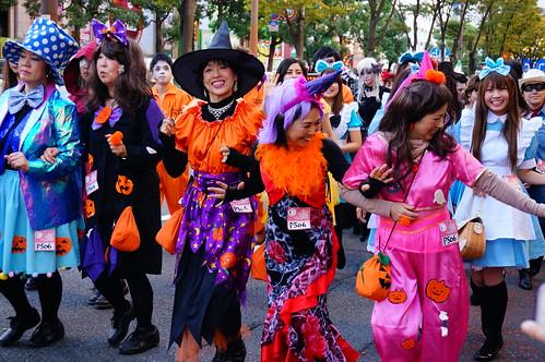 Kawasaki Halloween Parade 2013 96
