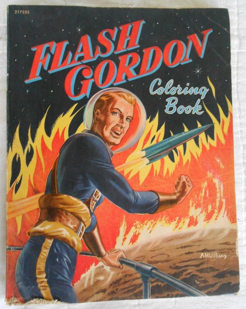 coloring_flashgordon