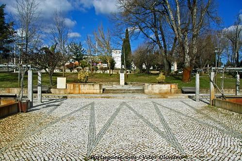 Monumento ao Herói Milhões - Murça - Portugal