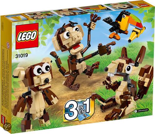 LEGO Creator 31019 Back
