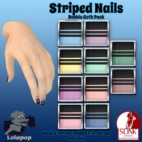 Lolapop-StripedNails-BubbleGothPack-Ad