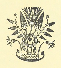 """Image taken from page 9 of '""""The Right Honourable;"""" a romance of Society and Politics'"""