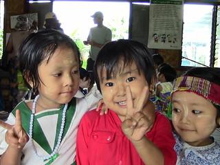 pre-school kids