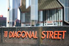 11 Diagonal Street