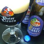 ベルギービール大好き!! ケルストパーテル Kerstpater