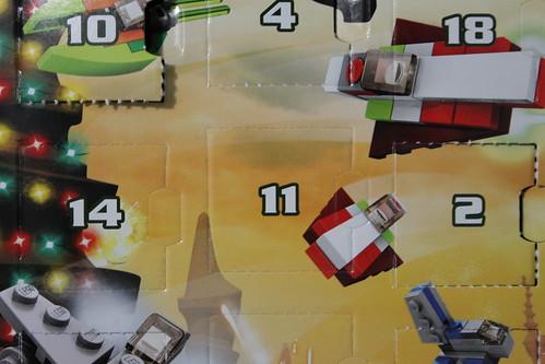 LEGO Star Wars 2013 Advent Calendar (75023) - Day 11