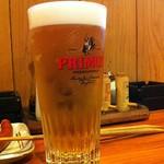 ベルギービール大好き!! プリムス PRIMUS