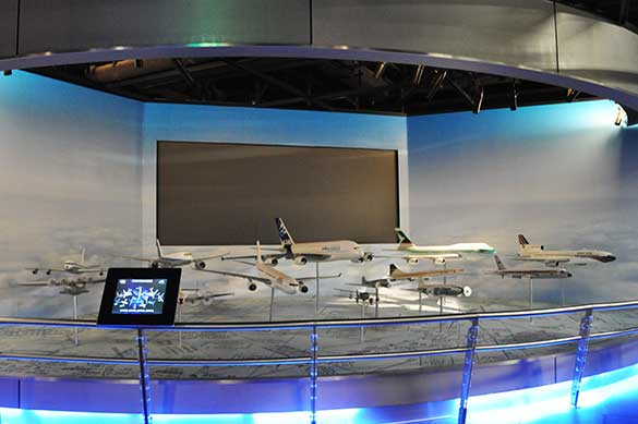 航空探知館 Aviation Discovery Centre