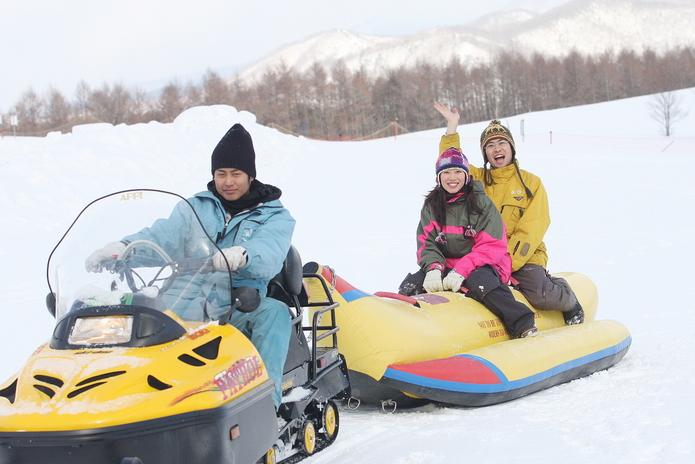 安比高原滑雪場 (2)