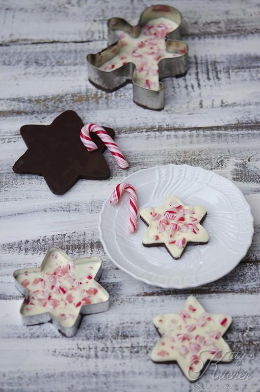 handmade christmas - Peppermint bark