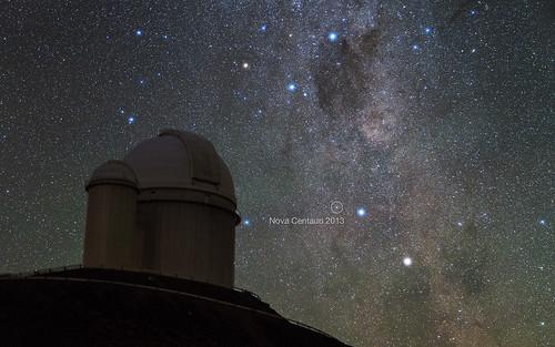 Nova Centauri 2013