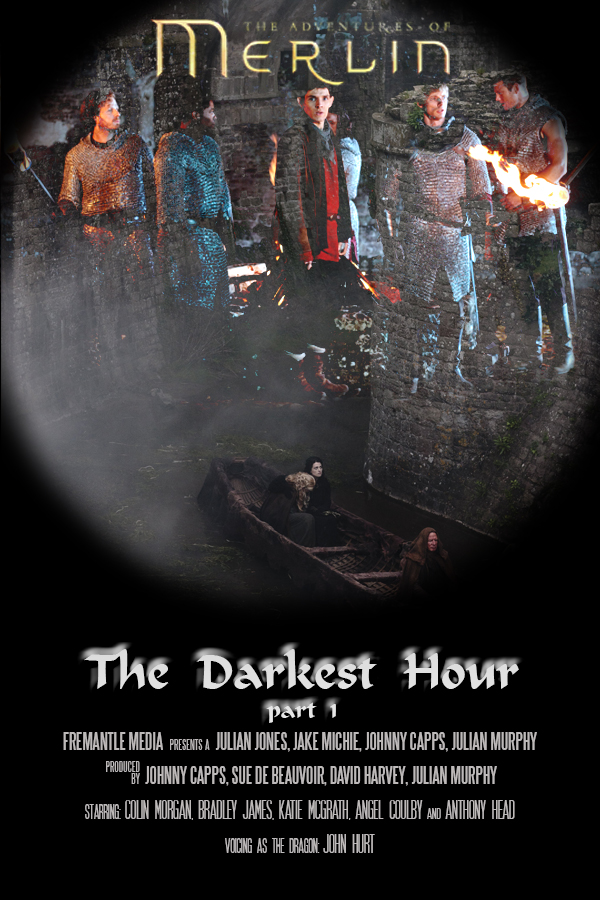 the darkest hour - part 1