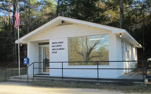 Post Office 36346 (Jack, Alabama)