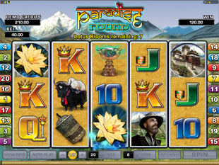Paradise Found Free Spins