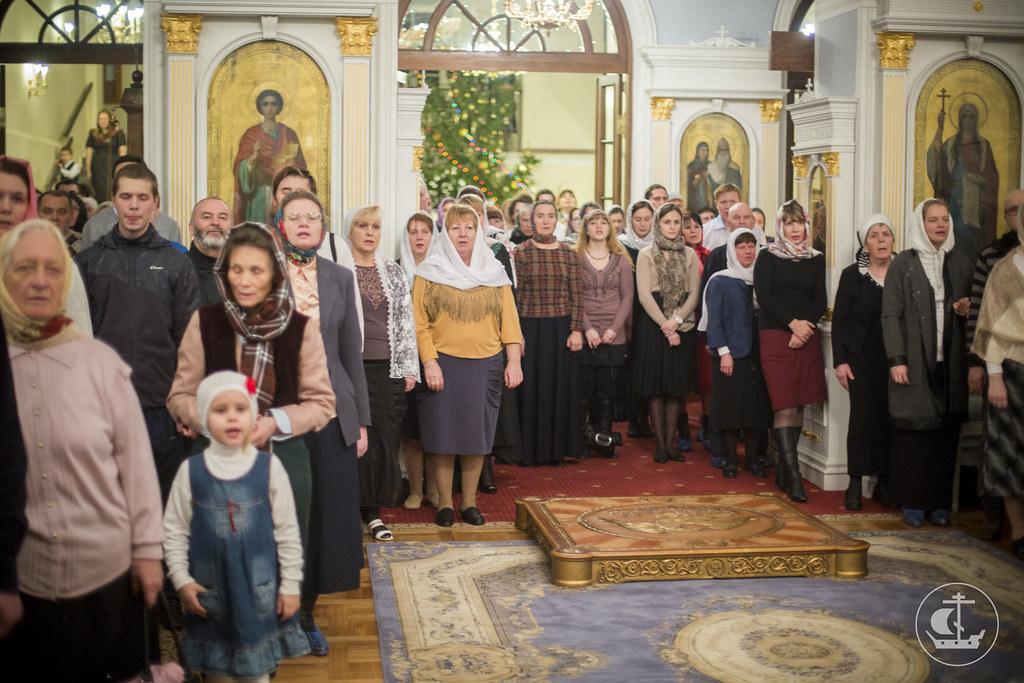 7 января 2014, Рождество Христово