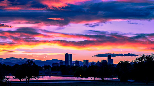 sunset canon colorado 100v10f denver rockymountains citypark eosrebelt4i