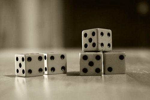 dice-bw