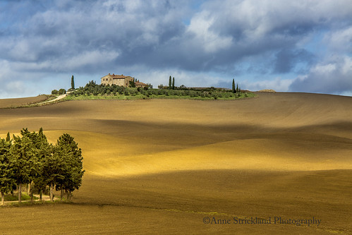 Under the Tuscan Clouds
