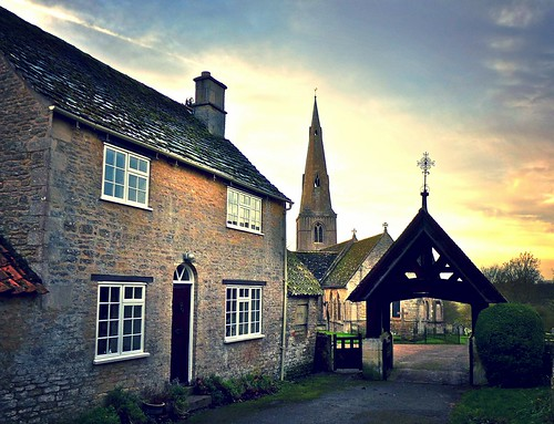 england history church architecture village cottage northamptonshire medieval architectural historic historical northants cottages 13thcentury stjohnthebaptist stonecottage achurch stonebuilt churchofstjohnthebaptist mickyflick collywestonroof