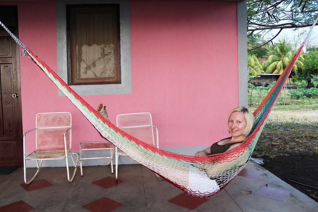 Ometepe hammock