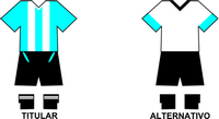 Uniforme Selección Yasy Cañy de Fútbol