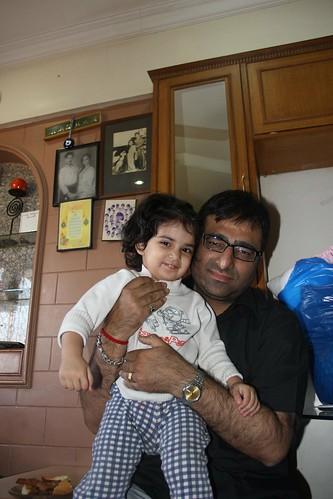 Firdaus Shakir And Nerjis Shakir 2 Year Old by firoze shakir photographerno1