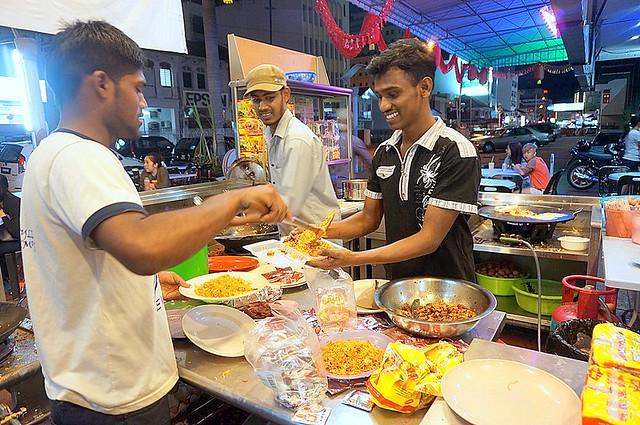 Penang Halal Restaurant Yunus Khan (Jiao Sai) Jalan Agryll-002