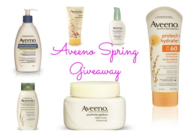 Aveeno-Spring-Giveaway