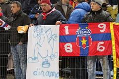 Steaua-Dinamo, atmosfera 3