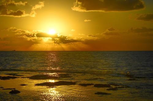 water sunrise floridakeys