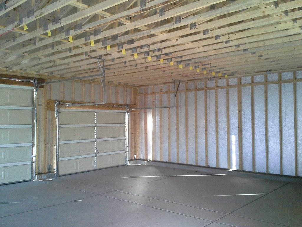 30 X40 Premier Ranch Garage Interior Modified To 2 12
