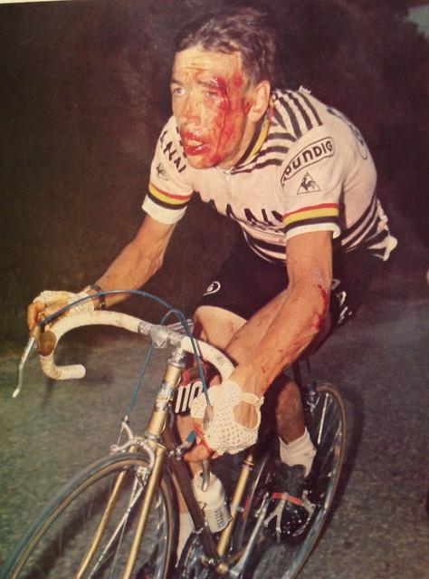 Herman Van Springel 1970 Tour de France stage 13