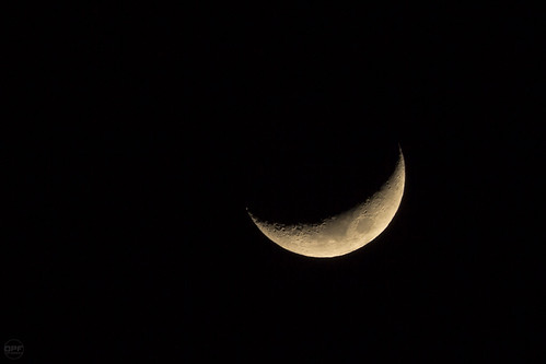 Lluna creixent by Escursso