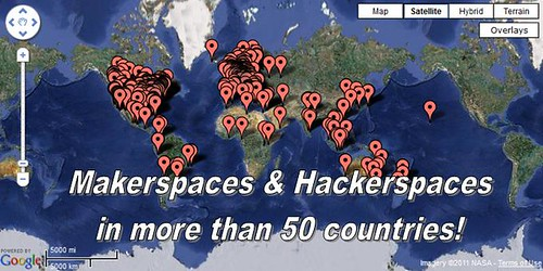 Makerspace-Map