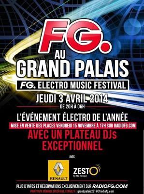 cyberfactory 2014 fg grand palais paris france