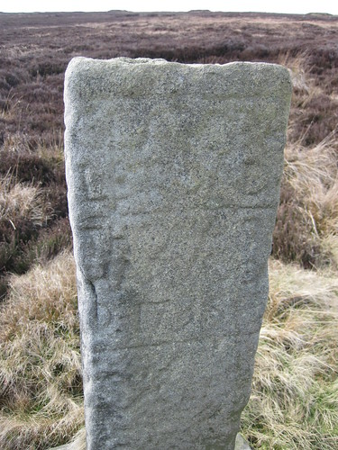 Guidepost, Caper Hill, Glaisdale