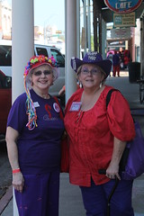 Red Hat Society Ladies in Bastrop 2014 April (5)