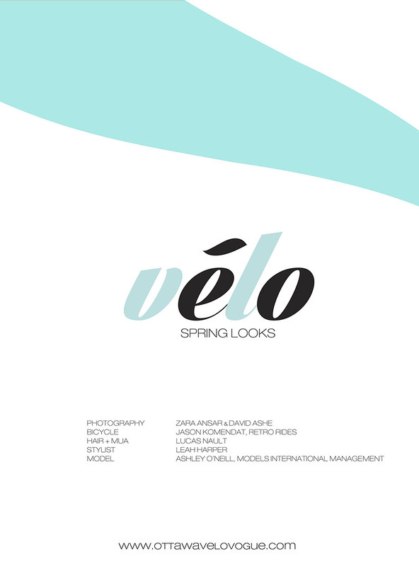 Velo Spring Looks Title Page Look 3