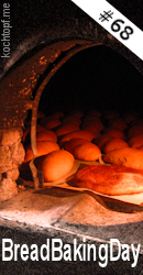 Bread Baking Day #68 - Ancient / Althergebrachtes (last day of submission June 1st, 2014)
