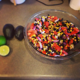 Grandmas salad