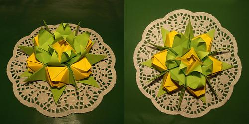 Origami New rosebuds (Carlos Bocanegra)