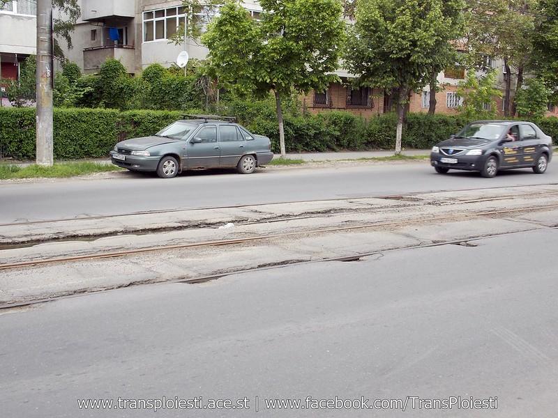 Traseul 101, etapa II: Intersecție Candiano Popescu ( zona BCR ) - Gara de Sud 14158182131_0985d355f2_c